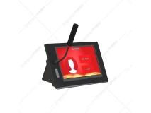 Interactive multimedia conference desktop terminal