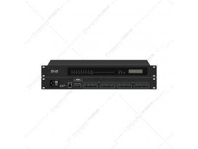 Audio processing interface machine