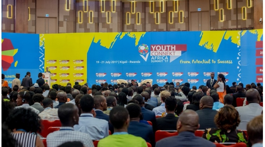 PLEXUS(派乐斯)-2017青年联接非洲峰会项目