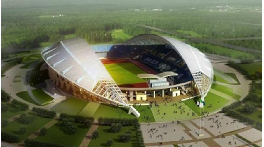 PLEXUS(派乐斯)-赞比亚恩多拉体育场项目