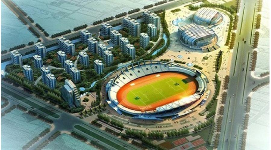 PLEXUS(派乐斯)-安徽省和县体育中心项目