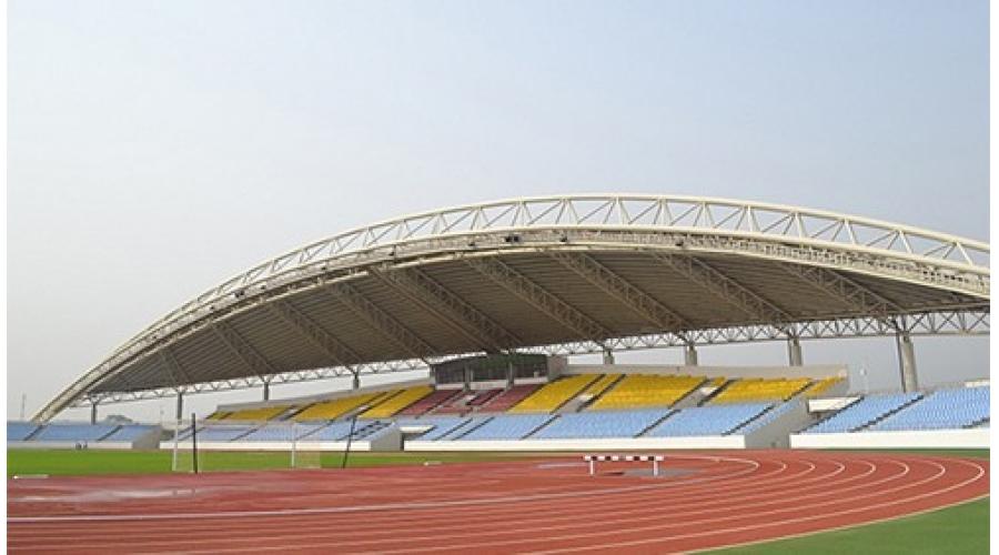 大西洋黄金海岸的经典力作-加纳海岸角体育场
