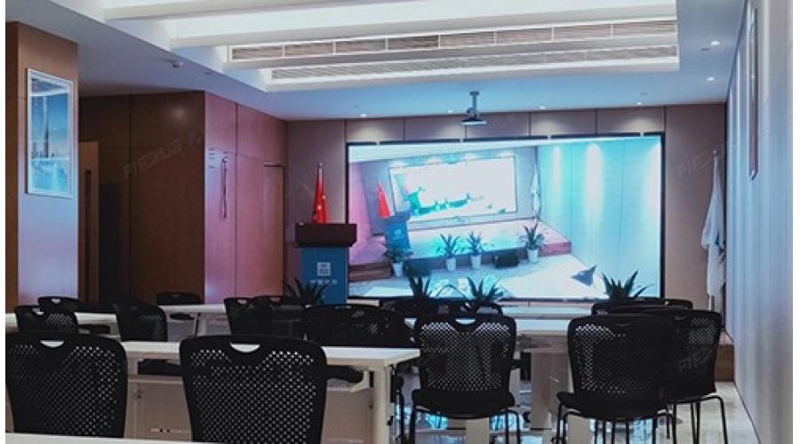 PLEXUS(派乐斯)-中建四局土木工程公司项目