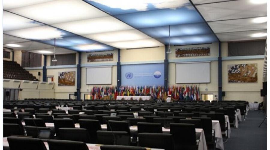 PLEXUS(派乐斯)-联合国第三届小岛屿发展中国家国际会议
