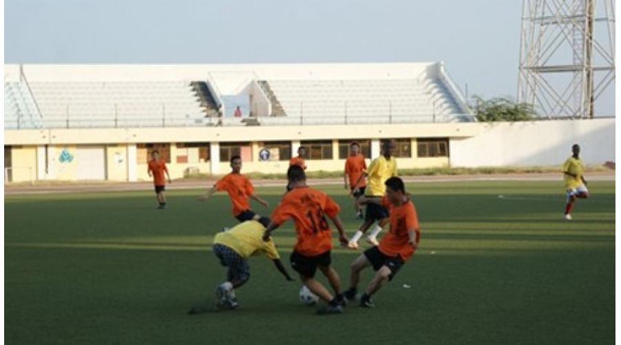 PLEXUS(派乐斯)-吉布提共和国国家体育场项目