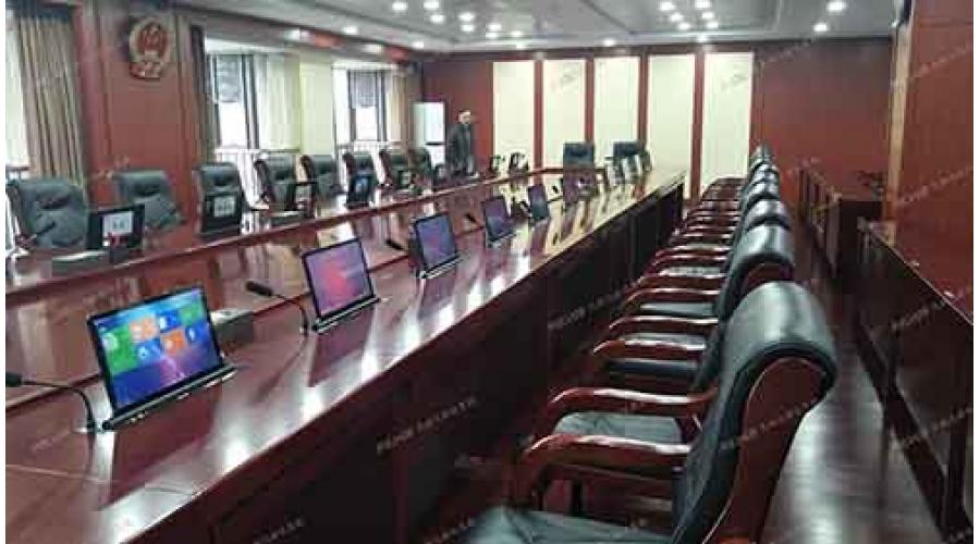 PLEXUS(派乐斯)-云南省人民检察院项目