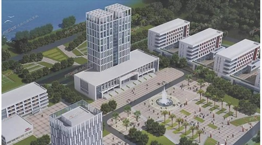 PLEXUS(派乐斯)-可门港口岸服务中心项目