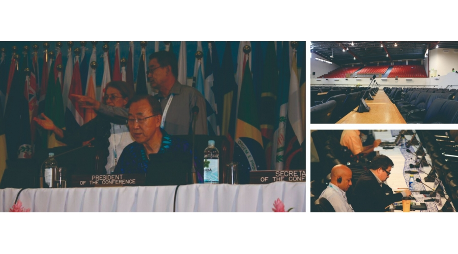 The 3rd United Nations Small Island Countries Development  Conference