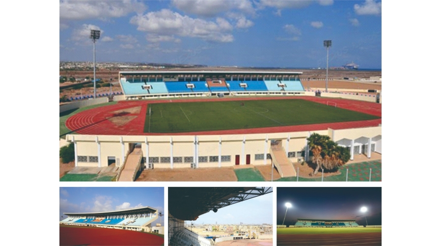 Hassan Gouled Stadium, Republic of Djibouti