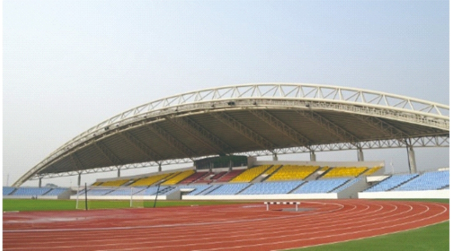 Cape Coast Stadium, Republic of Ghana